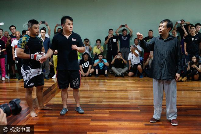 Đại chiến MMA Trung Quốc: Từ Hiểu Đông bị đối thủ bán rẻ?