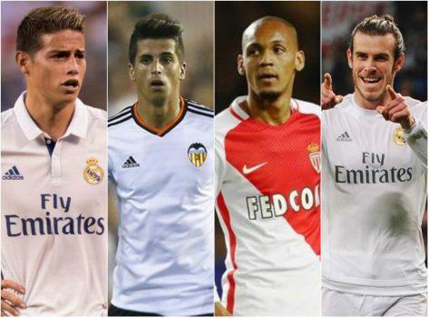 Chuyển động La Liga 11/7: Bayern Munich nhắm mua James Rodriguez