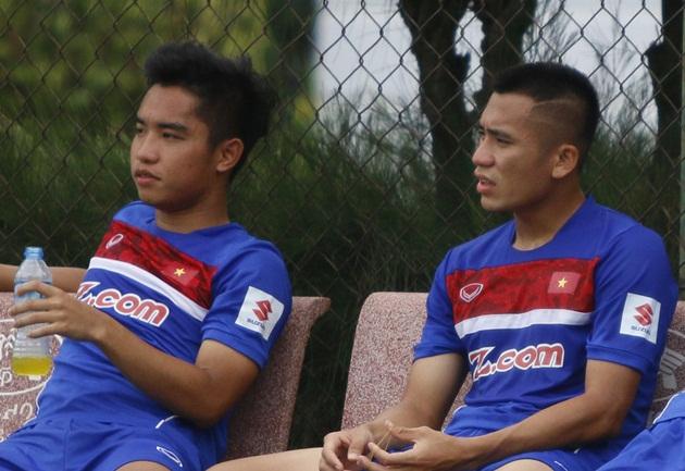 CHÍNH THỨC: U22 Việt Nam chốt danh sách dự vòng loại U23 châu Á