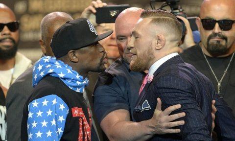 Nguyên nhân nào khiến Mayweather thách đấu McGregor?