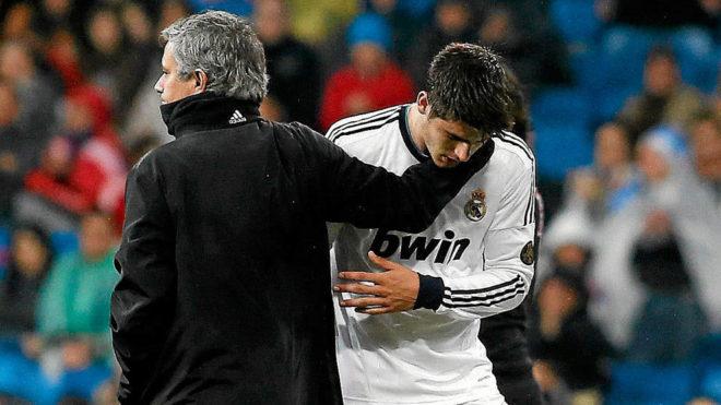 Mourinho lần đầu lên tiếng khi Chelsea có được Morata