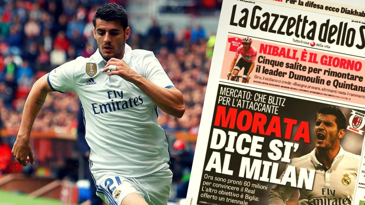 """AC Milan chính thức ra giá mua """"Siêu dự bị"""" của Real"""