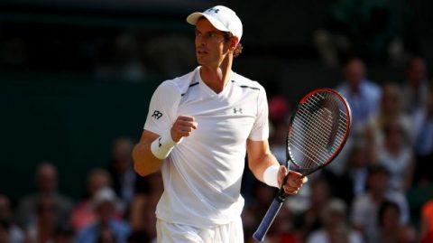 ĐKVĐ Andy Murray nhẹ nhàng tiến vào vòng 3 Wimbledon