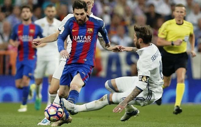 Messi không bao giờ ăn vạ: Sự dũng cảm và kiên cường của El Pulga