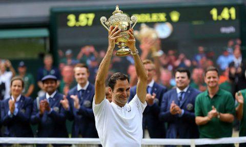 """Các sao bóng đá ngả mũ thán phục """"huyền thoại quần vợt"""" Federer"""