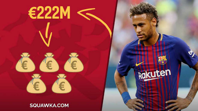 Chủ tịch PSG chính thức lên tiếng về thương vụ Neymar