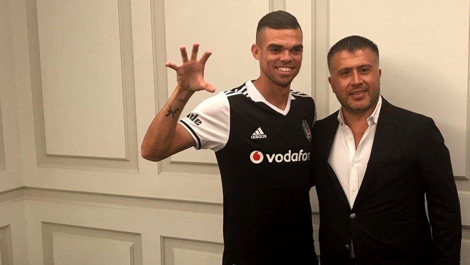 CHÍNH THỨC: Khước từ PSG, Pepe tới Thổ Nhĩ Kỳ chơi bóng