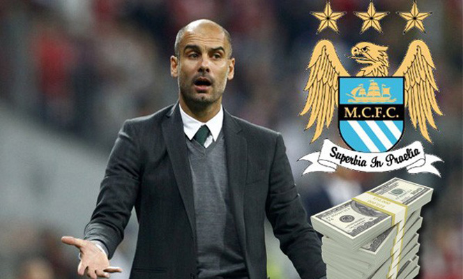 Pep Guardiola: 'Real không thể nhiều tiền hơn Man City'