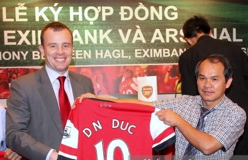 Liên đoàn bóng đá Đông Nam Á tiết lộ lý do Arsenal chia tay HAGL