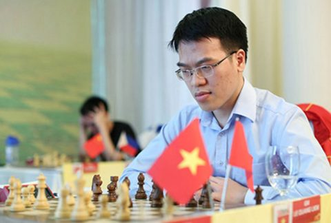Quang Liêm giành vị trí á quân giải Siêu đại kiện tướng