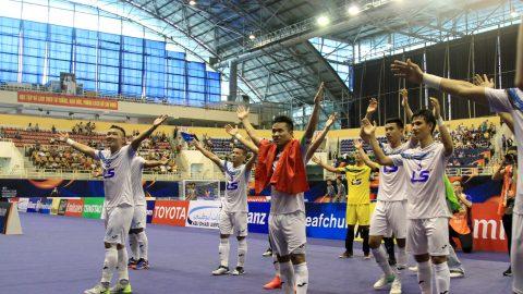 Thái Sơn Nam đoạt HCĐ tại VCK Futsal các CLB châu Á 2017