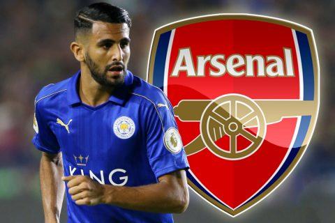 Từ chối Roma, Mahrez quyết đầu quân cho Arsenal