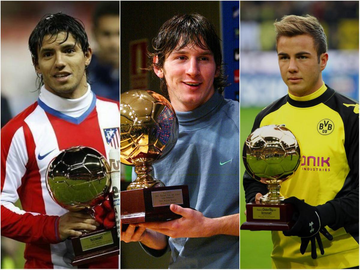 """14 ngôi sao từng giành danh hiệu """"Golden Boy"""" giờ ra sao?"""