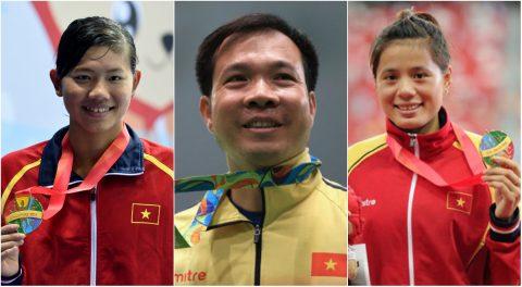 Điểm mặt 3 hy vọng Vàng của Đoàn thể thao Việt Nam tại SEA Games 29