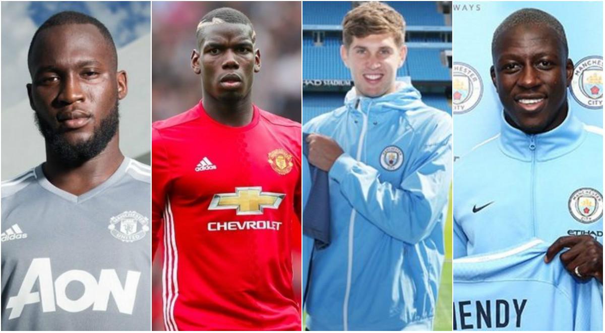 Đội hình đắt giá nhất lịch sử Premier League: Thành Manchester áp đảo