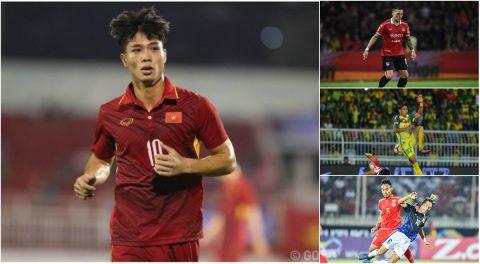 Công Phượng và 5 cầu thủ ĐNÁ 'đủ trình' đá ở J-League 1