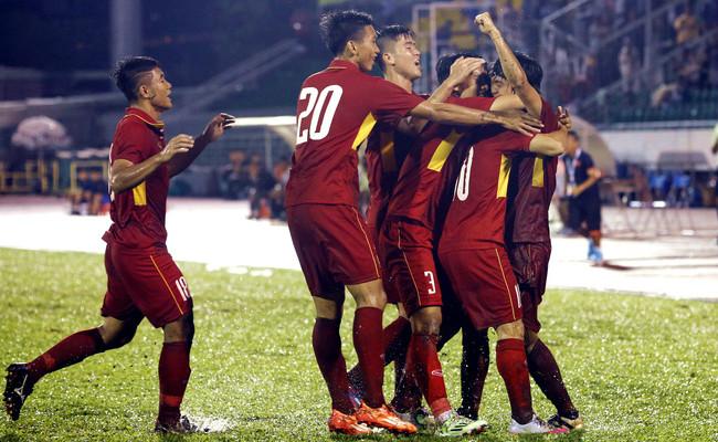 Việt Nam có thể chung bảng đấu với Thái Lan ở VCK U23 châu Á 2018