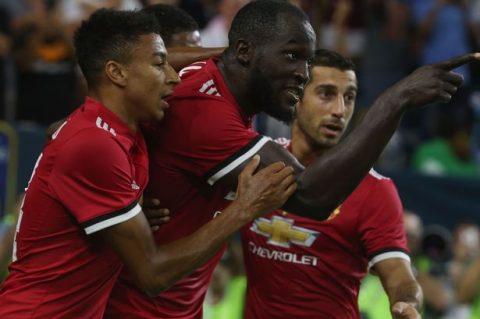 Chấm điểm MU trong chiến thắng 2-0 trước Man City: Ngả mũ trước Lukaku