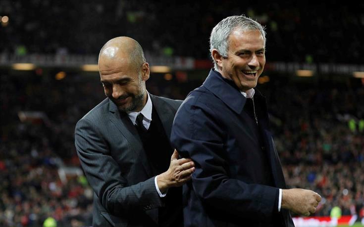 Jose Mourinho lên tiếng về mối quan hệ thù địch với Pep Guardiola