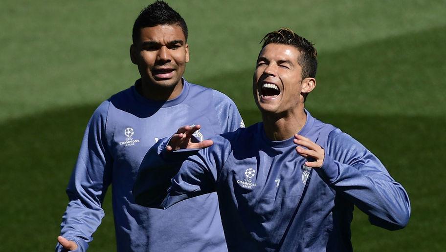 Đây chính là lý do duy nhất khiến Casemiro không muốn Ronaldo ra đi