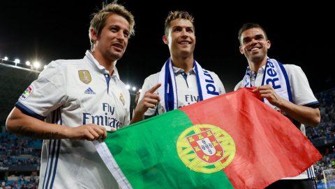 CHÍNH THỨC: Fabio Coentrao gia nhập đội bóng cũ của Ronaldo