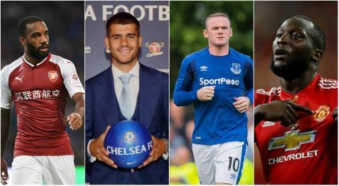 Toàn bộ các thương vụ chuyển nhượng đã hoàn tất tại Premier League