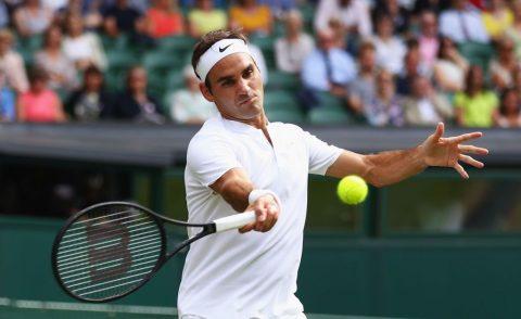 Đối thủ bỏ cuộc giữa chừng, Federer thảnh thơi tiến vào vòng 2 Wimbledon