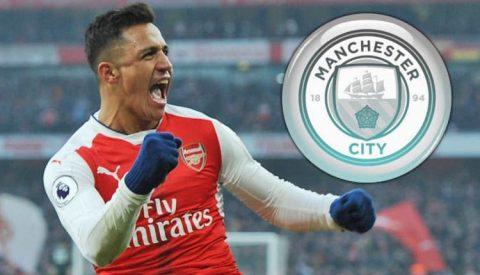 Tiết lộ: Sanchez tố Arsenal ngáng đường mình đến Man City