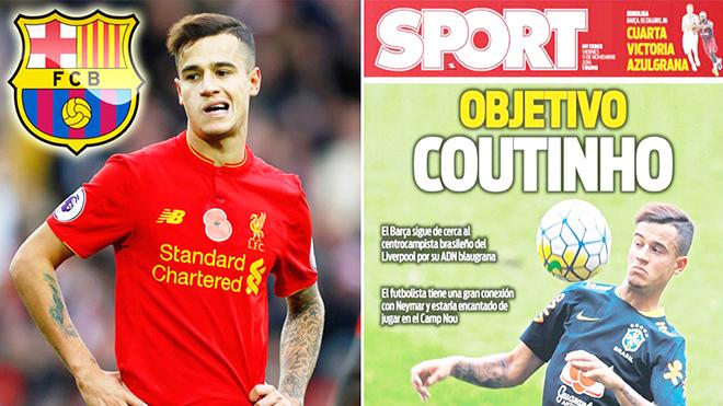 NÓNG: Coutinho đã ở rất gần Barcelona