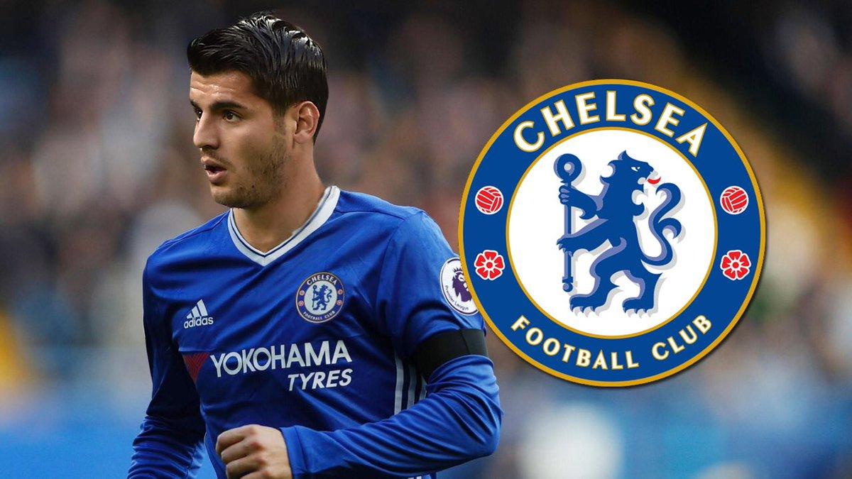 """NÓNG: Chelsea CHÍNH THỨC có Morata với giá """"siêu khủng"""""""