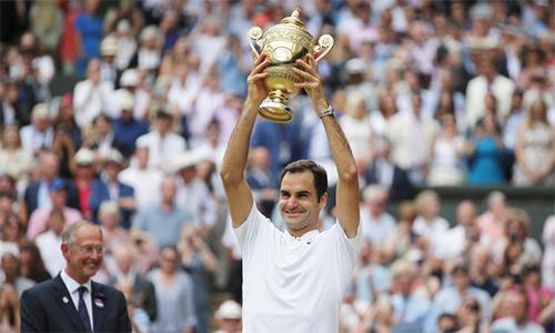 Sự nghiệp vĩ đại của Federer và những con số