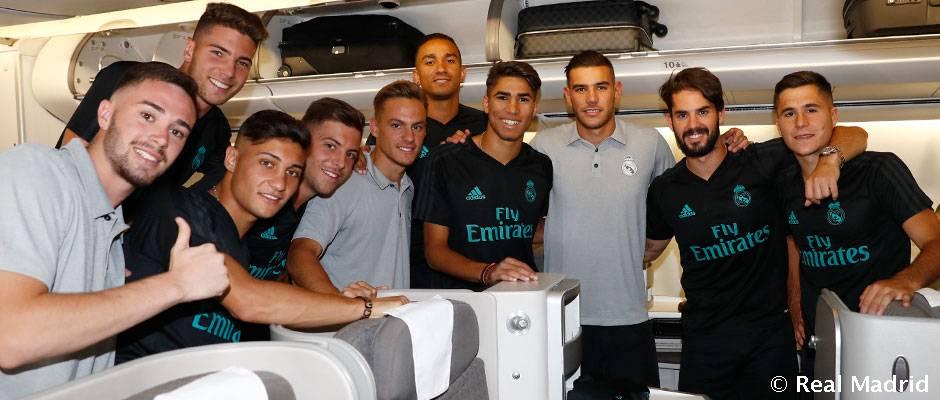 Real du đấu Mỹ: Morata tham gia, Ronaldo vắng mặt