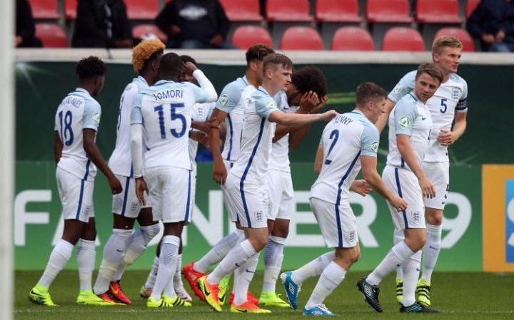 U19 châu Âu: Anh và Bồ Đào Nha xuất sắc vào chung kết
