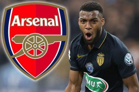 Arsenal được bật đèn xanh trong thương vụ sao trẻ Monaco