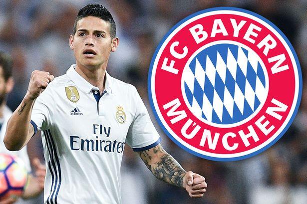 James Rodriguez chính thức gia nhập Bayern và sự thật đằng sau thương vụ chớp nhoáng