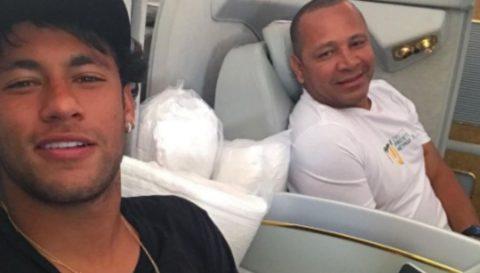 Neymar đến Qatar gặp chủ tịch PSG, chuẩn bị kiểm tra y tế