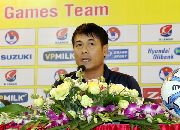 U22 Việt Nam sẽ chơi sòng phẳng trước ĐT các ngôi sao K-League