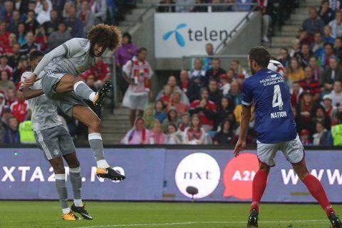 5 điểm nhấn MU 3-0 Valerenga: Lukaku nổ súng trở lại, Fellaini vẫn hữu dụng