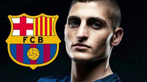 Barcelona trả giá không tưởng cho Marco Verratti