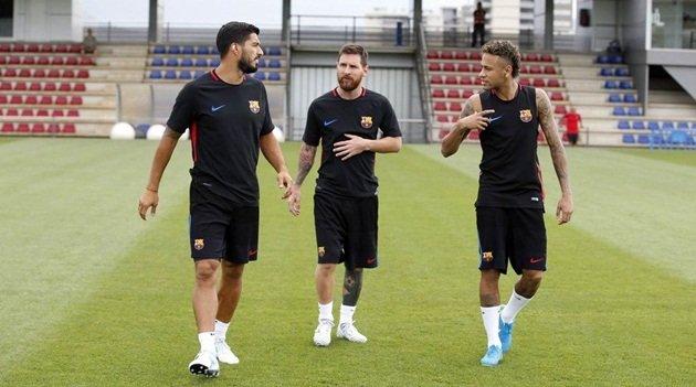 Barca đã sẵn sàng quật đổ Real trong mùa giải mới