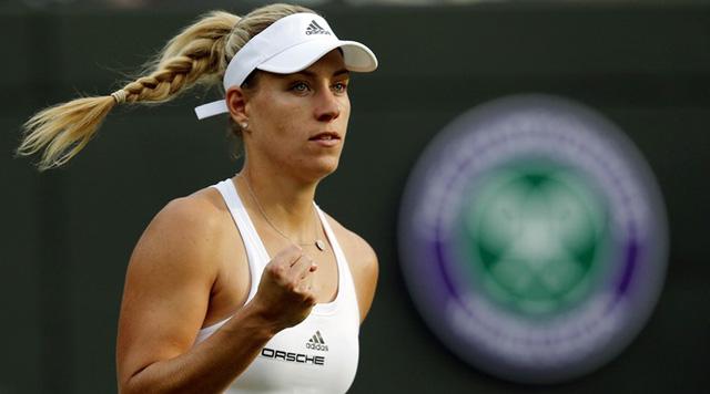 Angelique Kerber nối gót các hạt giống vào vòng 2 Wimbledon