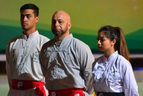 Không đấu Nam Huỳnh Đạo, võ sư Flores giao lưu võ thuật tại TP. HCM