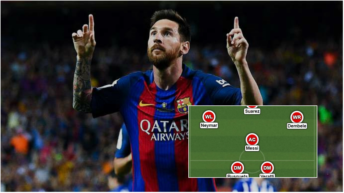Đội hình cực khủng của Barcelona mùa giải tới với dàn tân binh đắt giá