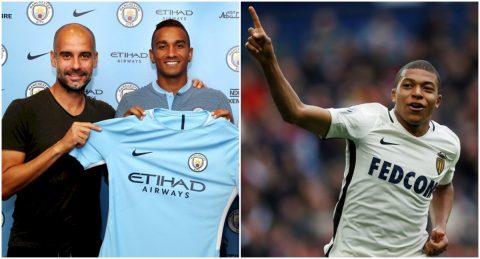 TIN CHUYỂN NHƯỢNG 23/07: Danilo chính thức cập bến Man City; Real đã có phương án dự phòng cho Mbappe
