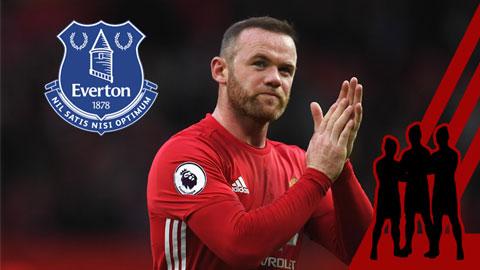 Người đại diện tới Everton, Rooney trên đường trở lại mái nhà xưa