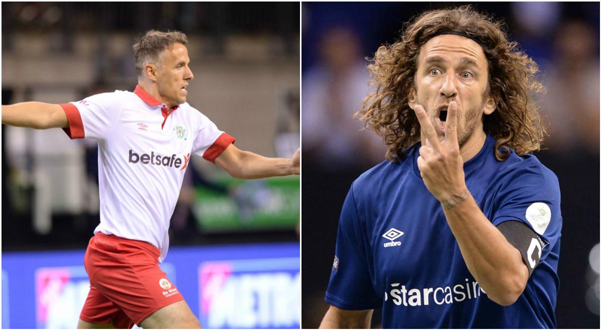 """Cựu sao MU """"nổi điên"""" sau pha vào bóng ác ý của Carles Puyol"""