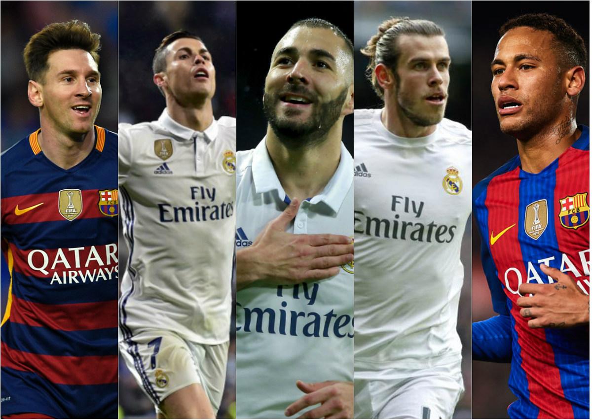 Những cầu thủ có mức phí giải phóng hợp đồng khủng nhất thế giới: Real có 2 sao trên 1 tỷ euro
