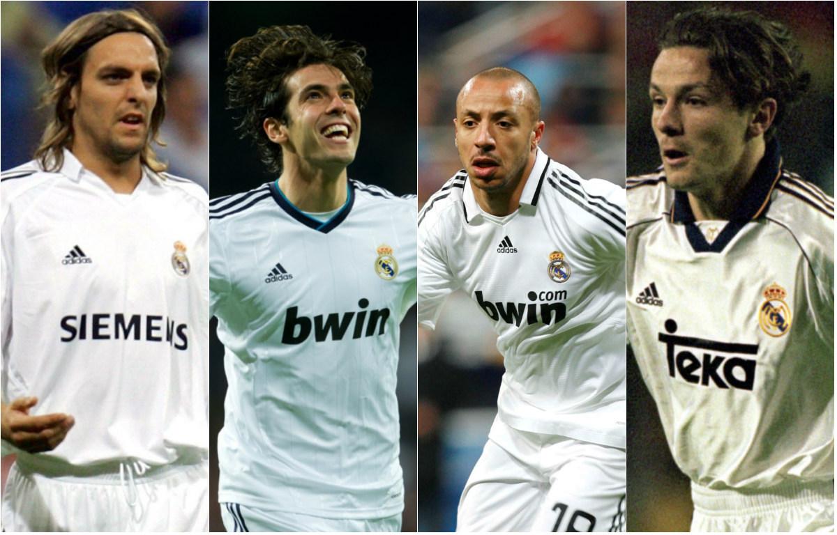 """TOP 10 """"thảm họa chuyển nhượng"""" trong lịch sử Real Madrid"""