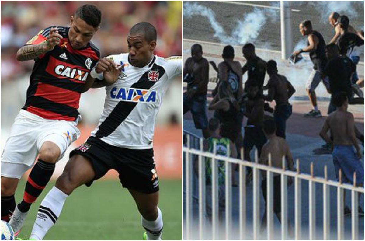 Bạo loạn kinh hoàng trên sân cỏ Brazil, ít nhất 1 người thiệt mạng