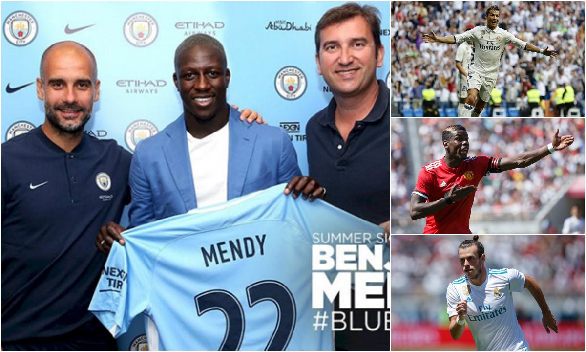 Đội hình đắt giá nhất thế giới: Man City góp mặt 4 cái tên